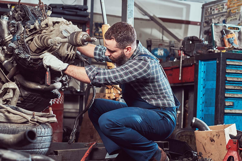 We Repair ANY Engine